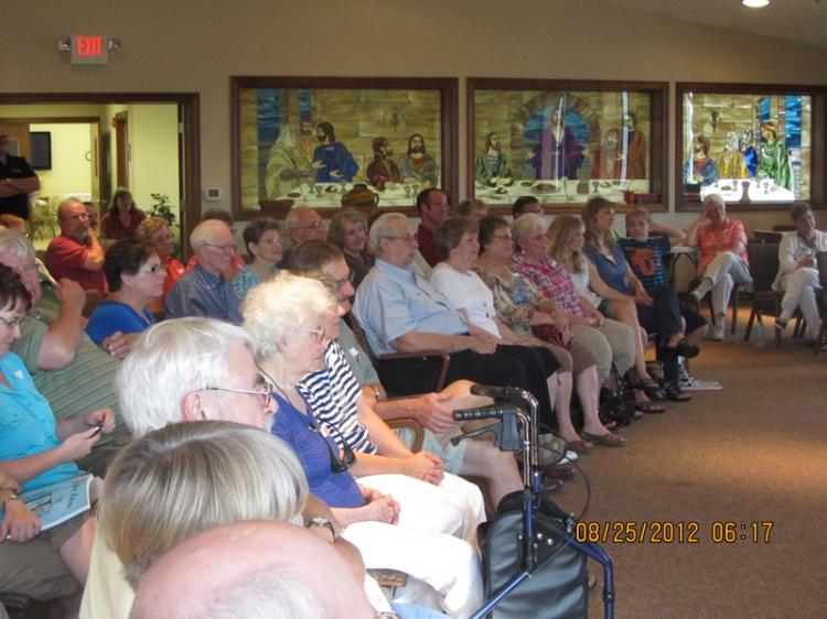 Concert Milton Methodist Church 2012